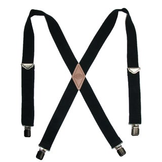 Dickies Men's Elastic Work Suspender Braces - One size