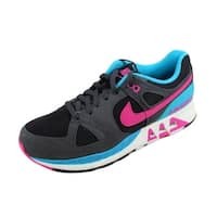 Nike Men's Air Stab Black/Hot Pink-Anthracite-Blue Lagoon 312451-004