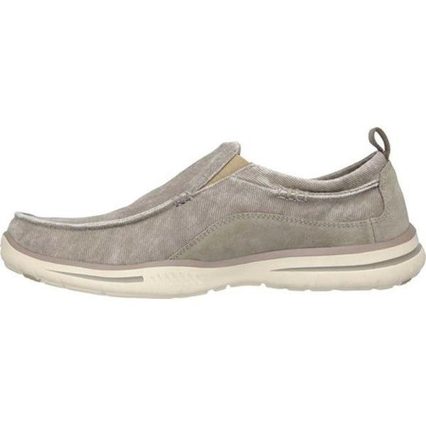Relaxed Fit Elected Drigo Loafer Taupe