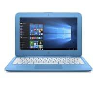 """Refurbished - HP Stream 11-Y010WM 11.6"""" Laptop Intel Celeron N3060 1.6GHz 4GB 32GB Windows 10"""