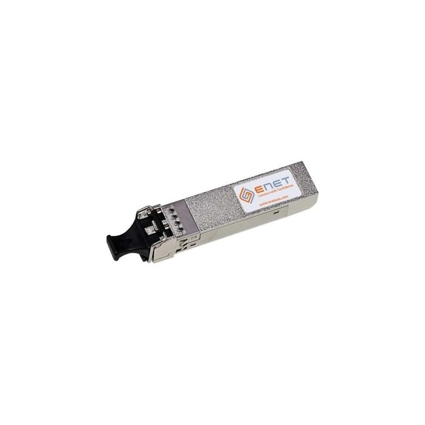 ENET 10G-SFPP-LR-ENT TAA Compliant SFP+ - 1 x 10GBase-LR TAA Compliant - For Data Networking, Optical Network - 1 x 10GBase-LR -