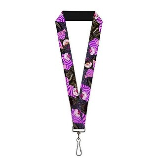 Buckle Down Lanyard - 1.0 - Cheshire Cat Tree Poses Accessory