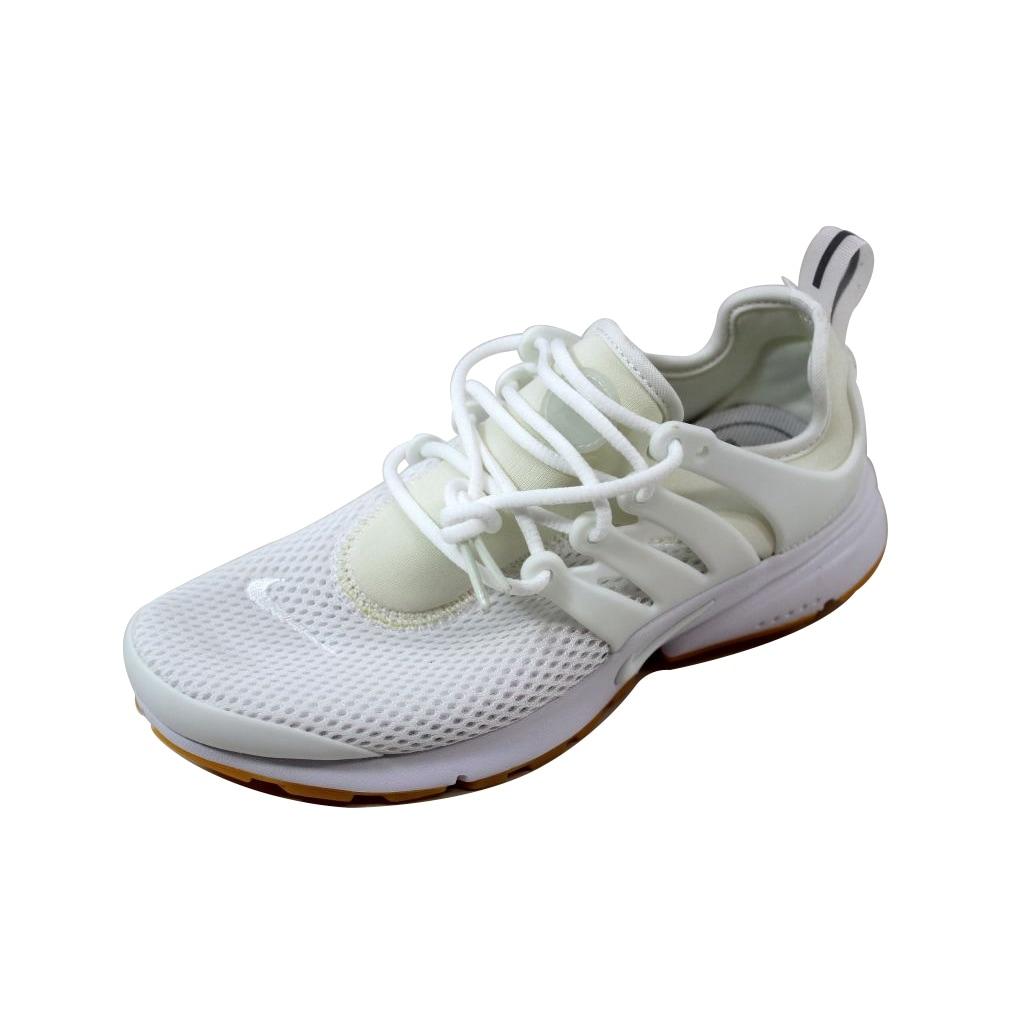 new styles d8480 0c73e Nike Women's Air Presto White/White-Gum Yellow 878068-101