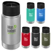Klean Kanteen 12 oz. Wide Insulated Bottle with Cafe Cap - 12 oz.
