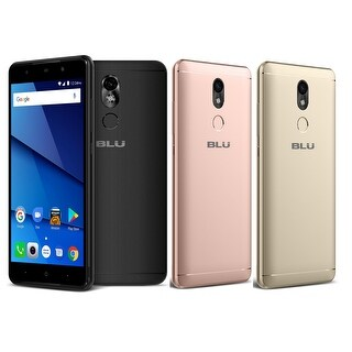 BLU Grand 5.5 HD II G210Q 16GB Unlocked GSM Dual-SIM Android Phone w/ 13MP Camera