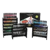Prismacolor Premier Double Ended Dye-Based Non-Toxic Art Marker, Chisel and Fine Tip, Assorted Colors, Pack of 156