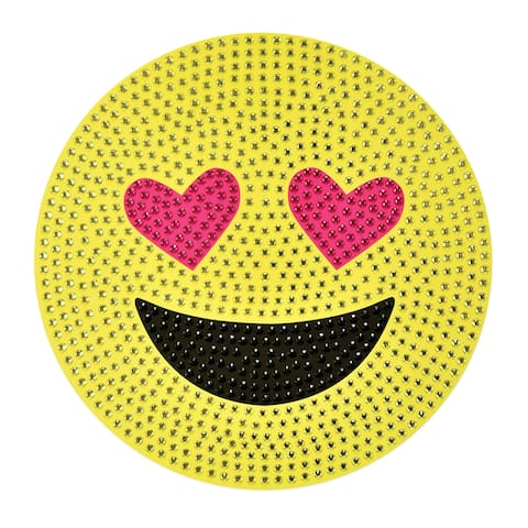 Brewster TBA2714 Brewster In Love Bling Wall Decorating Kit - Set of - Yellow