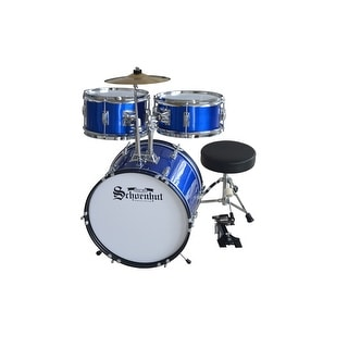 Schoenhut 5 Piece Drum Set