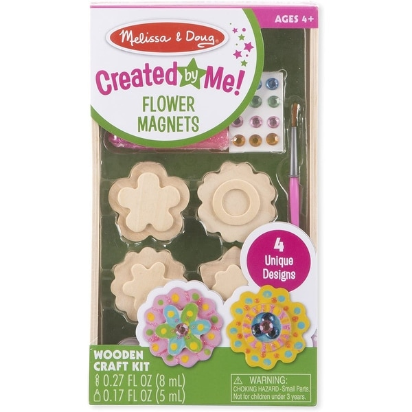 Flower Magnets. Opens flyout.