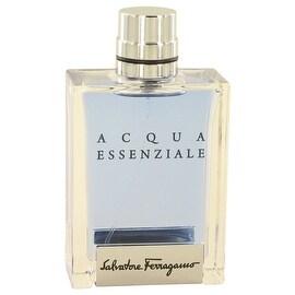 Acqua Essenziale by Salvatore Ferragamo Eau De Toilette Spray (Tester) 3.4 oz - Men