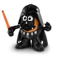 Star Wars Mr. Potato Head Darth Vader Tater Figure - multi