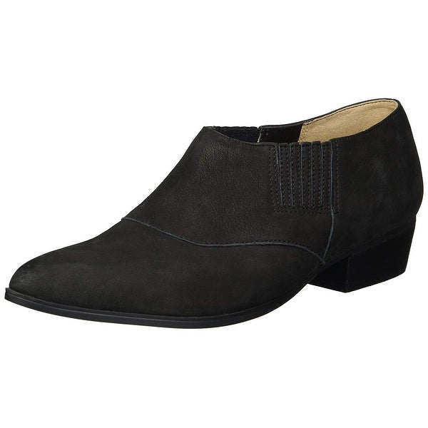 e45eca47e6 Shop Naturalizer Womens blythe Suede Pointed Toe Ankle Fashion Boots ...