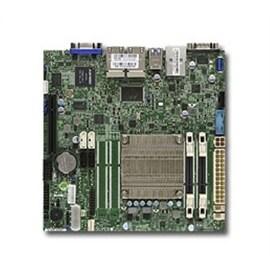 Supermicro Motherboard MBD-A1SRI-2358F-O Atom C2358 SoC SATA PCI Express Brown Box