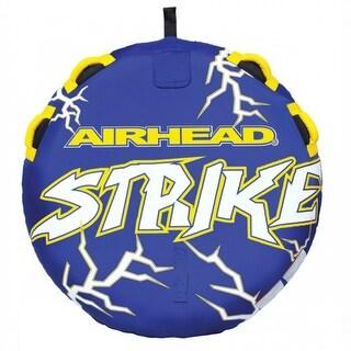 "AirheadA AHST-23 Strike 2 Inflatable Single Rider Towable Deck Tube, 54"" Dia."