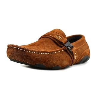 Kenneth Cole Reaction Toast 2 Me   Moc Toe Suede  Loafer