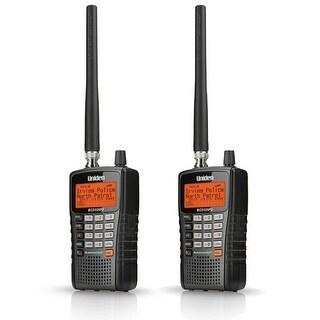 Uniden BCD325P2 Handheld TrunkTracker V Digital Scanner w/ Close Call RF Capture