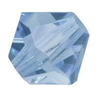 Preciosa Czech Crystal Beads 6mm Bicone 'Alexandrite' (20)