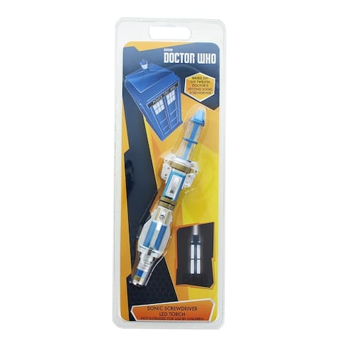 Doctor Who Snic Screwdriver LED Torch - Multi