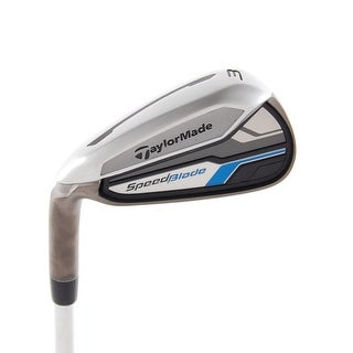 New TaylorMade SpeedBlade 3-Iron FST R-Flex Steel LEFT HANDED