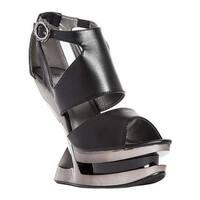 Hades Women's Hanya Wedge Sandal Black