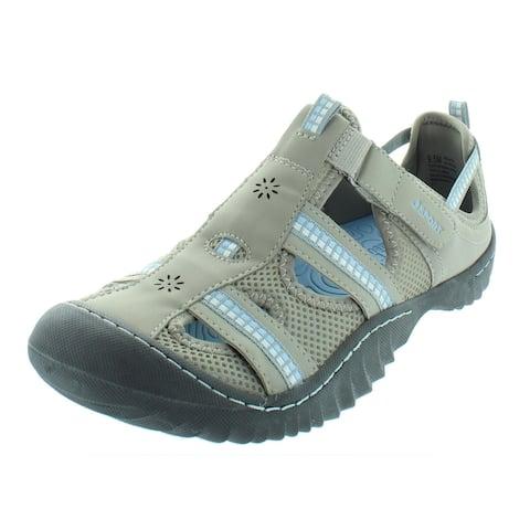 JSport by Jambu Womens Regatta Walking Shoes Breathable Sneakers