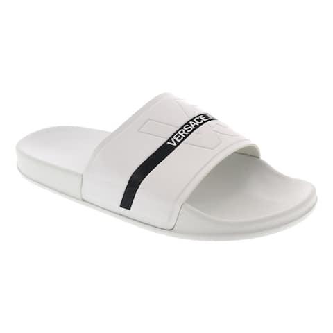 299226539 Buy White Men's Sandals Online at Overstock | Our Best Men's Shoes Deals