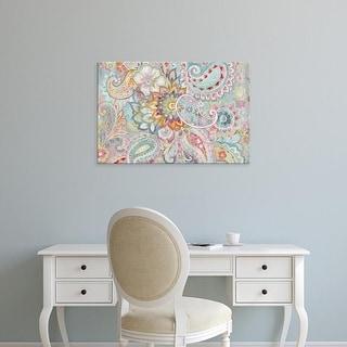 Easy Art Prints Danhui Nai's 'Boho Japonais Crop' Premium Canvas Art