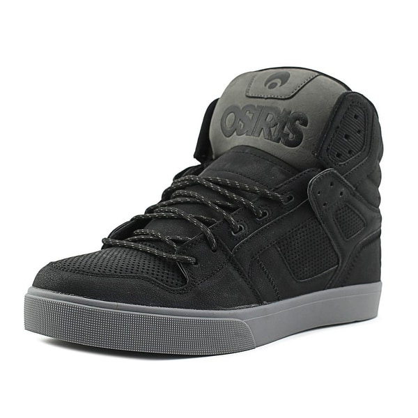 Osiris Clone Black/Charcoal/Work Skateboarding Shoes