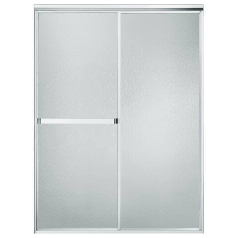 "Sterling 660B-52 Standard 65"" x 52"" Framed Sliding Shower Door"
