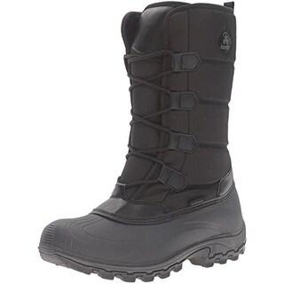 Kamik Womens Mcgrath Snow Boots Thinsulate Waterproof