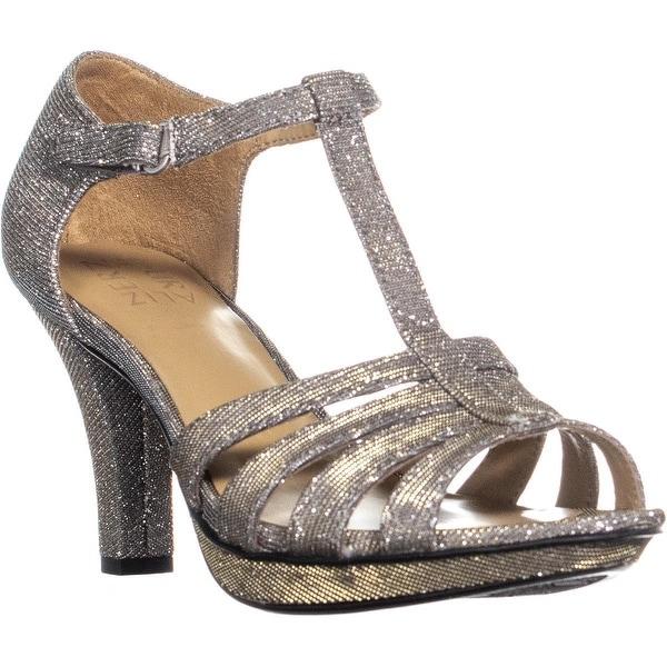 c4a3ff409cc0 Shop naturalizer Delight Peep Toe Closed Back Heel Sandals