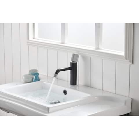 Classic Lead Free Single Handle Bathroom Faucet