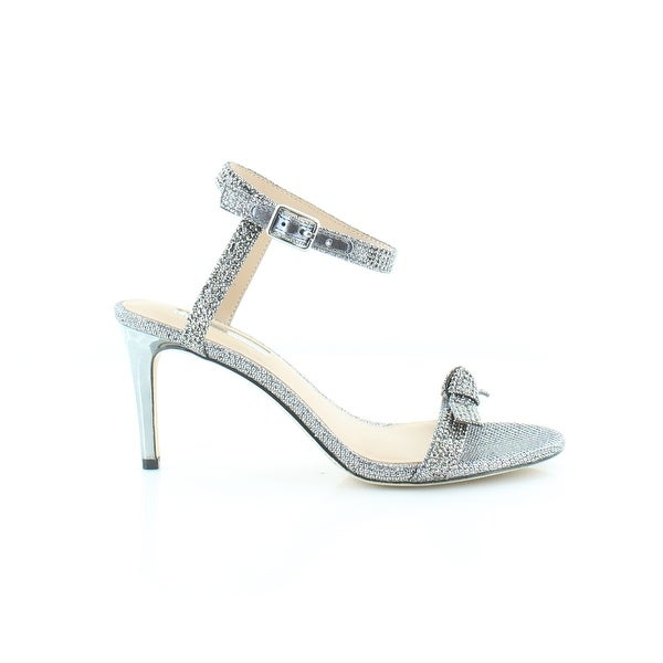 INC International Concepts Laniah Women's Sandals & Flip Flops Pewter - 6