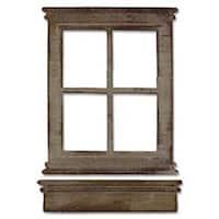 """Window & Window Box - Sizzix Bigz Die By Tim Holtz 5.5""""X6"""""""