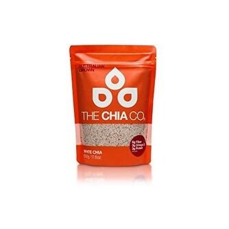 The Chia Company Chia Seed - White - Pouch - 17.6 oz