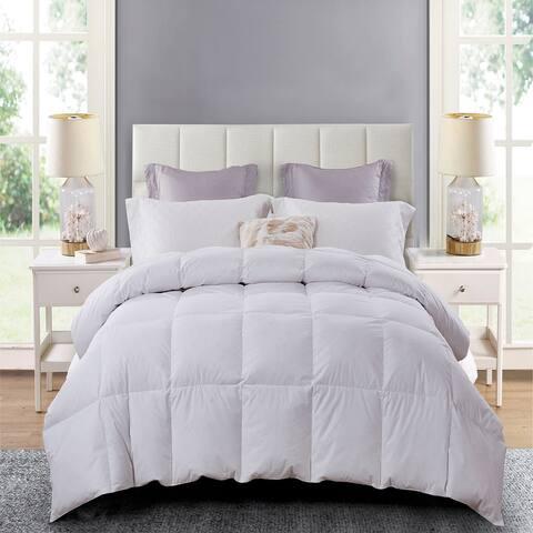 Serta 240 Thread Count White Down Comforter