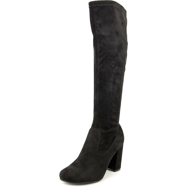 Carlos by Carlos Santana Raimi Hawa Women Black Boots