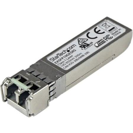 Startech Exsfp10gesrs 10 Gigabit Fiber Sfp+ Transceiver Module - Juniper Ex-Sfp-10Ge-Sr