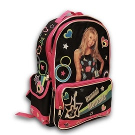 Disney Hannah Montana Large School Backpack