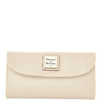 Dooney & Bourke Saffiano Continental Clutch (Introduced by Dooney & Bourke at $128 in Aug 2014)