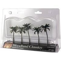 "- Palm Trees 3"" To 3.75"" 5/Pkg"