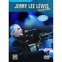 Alfred 00-27512 Jerry Lee Lewis- Killer Piano - Music Book