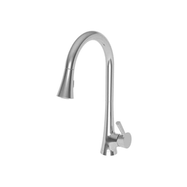 Newport Brass 2500-5123 Vespera Pull-Down Spray Kitchen Faucet