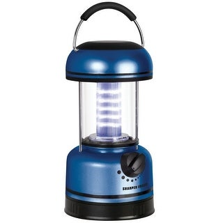 Sharper Image 1820034 Ultility Camping LED Lantern, 20 lumens