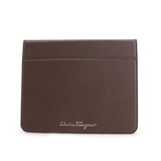 Salvatore Ferragamo Ginny Leather Tablet Case