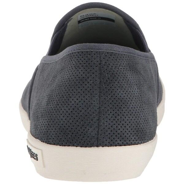 Shop SeaVees Men's Baja Slip on Varsity Sneaker Free