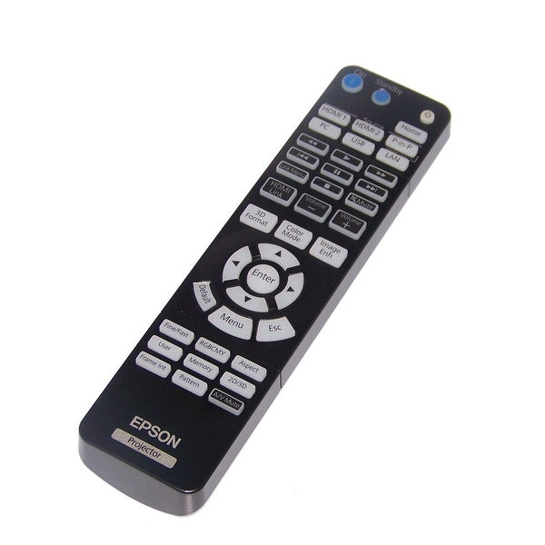 Epson Projector Remote Control For EH-TW6800, EH-TW6700, EH-TW6700W, EH-TW6300