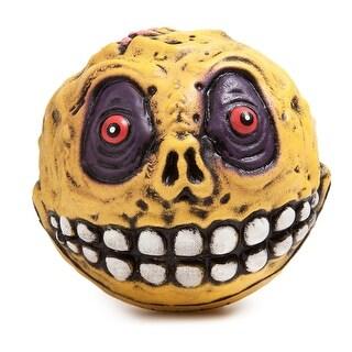 """Madballs 4"""" Foam Figure: Skull Face"""