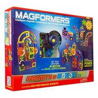 Magformers Magnets in Motion 83-Piece Power Set - Multi