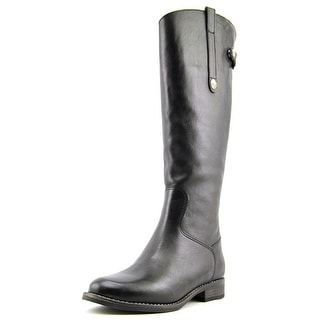 Matisse Yorker   Round Toe Leather  Knee High Boot